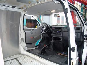 schlafbank t4 transporter
